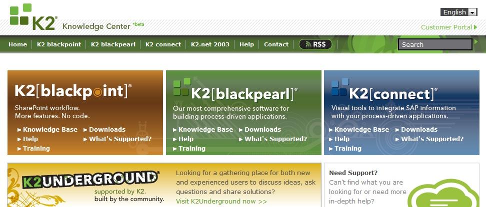 help.k2.com