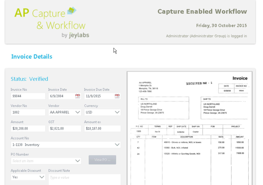 jEyLaBs-Capture-Enabled-Workflow-AP-Dashboard